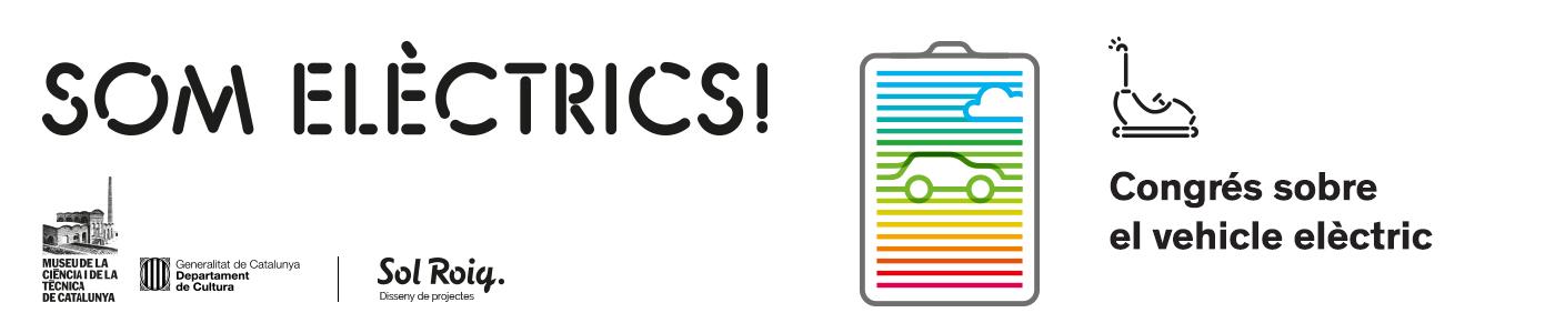 SOM ELÈCTRICS! | Congrés sobre el vehicle elèctric