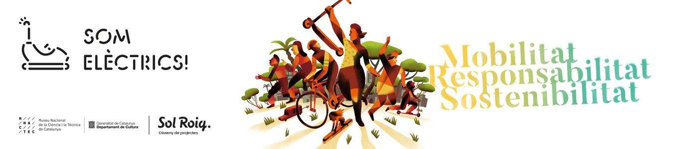 SOM ELÈCTRICS! | La transformació de la mobilitat